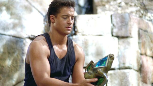 Looney Tunes Back in Action 2003 Brendan Fraser