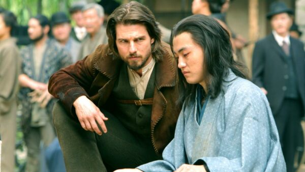 The Last Samurai 2003 Tom Cruise