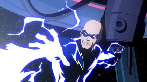 Black Lightning Electro