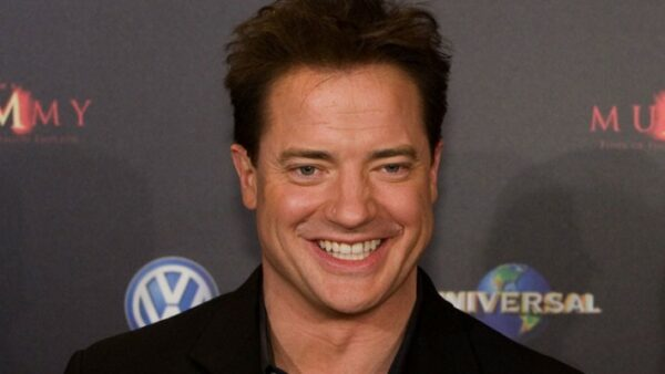 Brendan Fraser Hollywood Actor