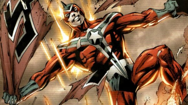 Commander Steel Captain America