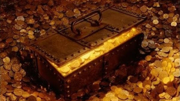 A Japanese General Yamashita concealed tons of gold in underground tunnels and caves in the Philippines