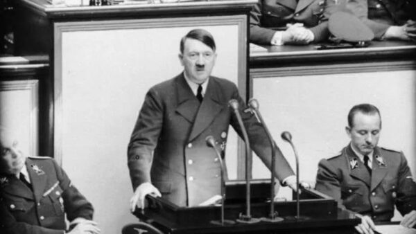 Hitler became the Nazi Party leader after winning by one vote