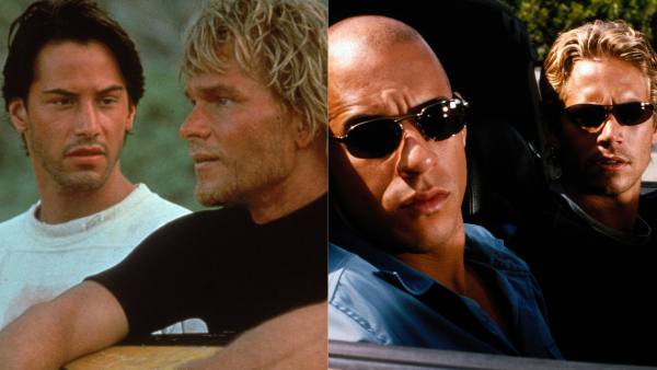 The Fast And The Furious And Point Break
