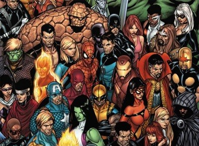 15 Marvel Characters Stolen from DC Comics