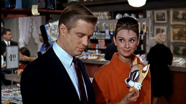 Breakfast at Tiffanys 1961