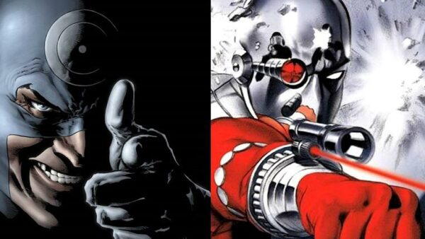 Bullseye VS Deadshot