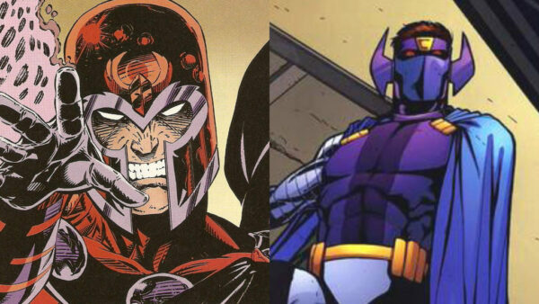 Magneto Vs Doctor Polaris