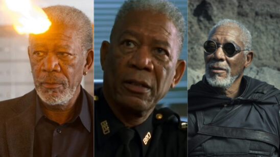 15 Best Morgan Freeman Movies of All Time