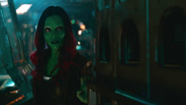 Save Gamora Save the Universe