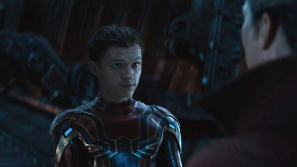 spiderman in avengers