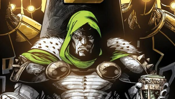 Doctor Doom by stan lee