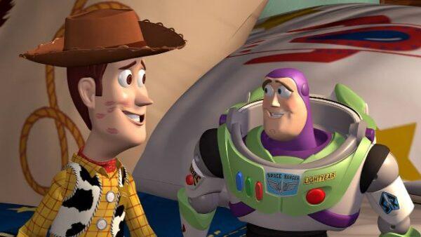 Toy Story 1995 Movie