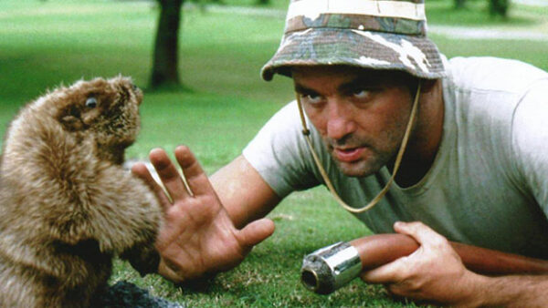 Caddyshack 1980 Bill Murray