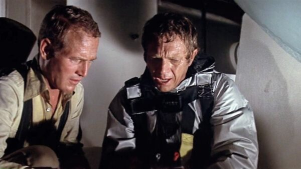 Steve McQueen The Towering Inferno Movie