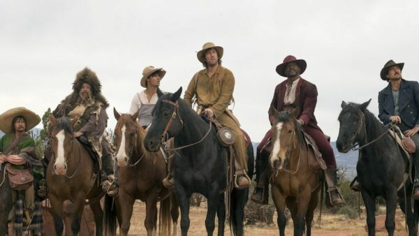 The Ridiculous 6 2015 Movie