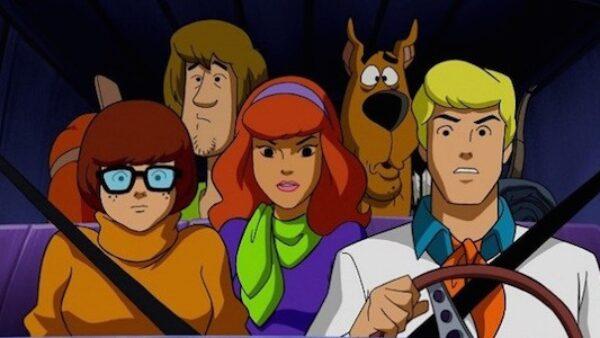 Scooby Doo cartoon