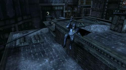 Review Batman Arkham City