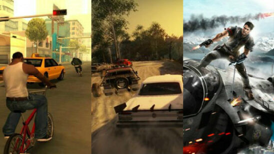 25 Largest Game Worlds Of All Time