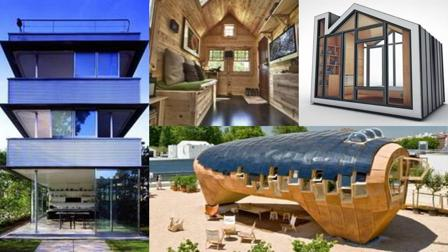 9 Of The Coolest Tiny Houses In The World