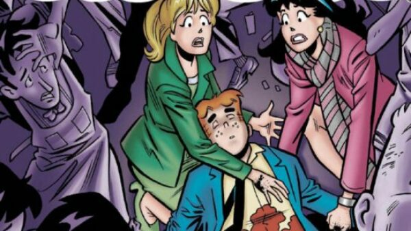 Archie Andrews Death