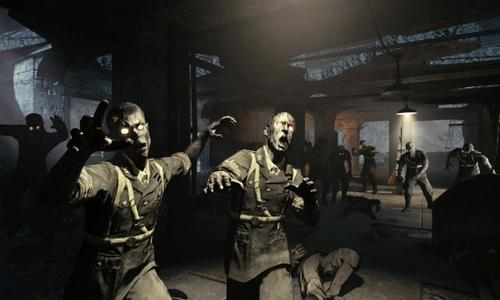 Call of Duty Black Ops Zombies 2