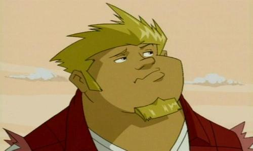 Coop from Megas XLR