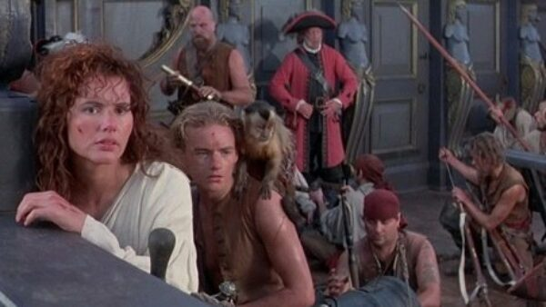 Cutthroat Island 1995