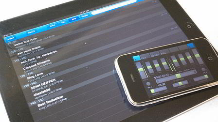 DJ-ing Apps for Your Mobile Device