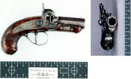 .44-caliber Derringer