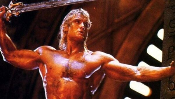 Dolph Lundgren as He-Man