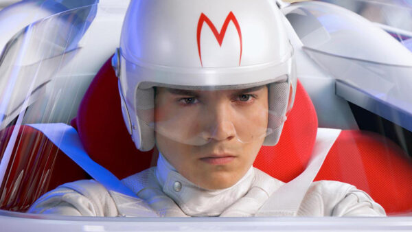 Emile Hirsch as Speed Racer
