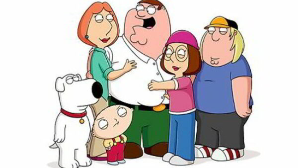 Family Guy is Banned in Ten Countries
