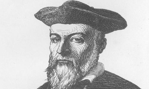Famous Psychics in History Nostradamus