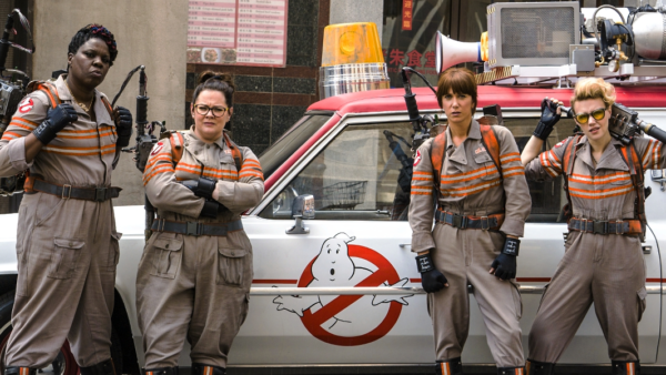 Ghostbuster 2016 Movie