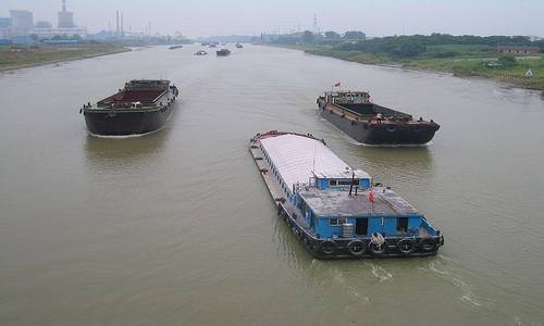 China's Grand Canal
