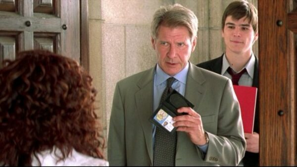 Harrison Ford & Josh Hartnett hollywood homicide