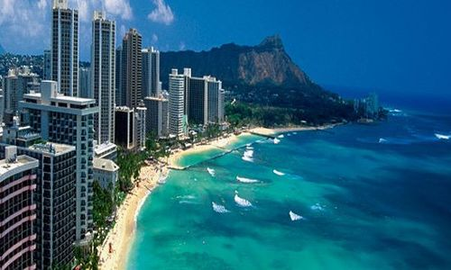 celeb holidays in Hawaii