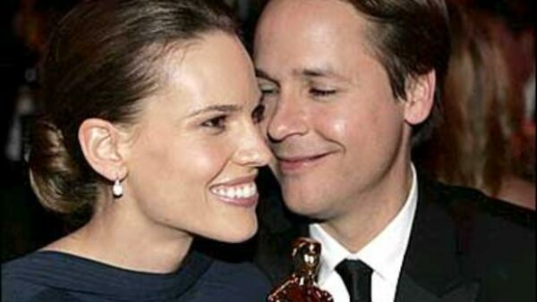 Hilary Swank Forgets Her Husband