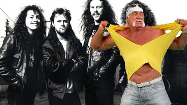 Hulk Hogan Almost Joined Metallica