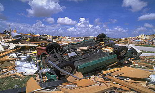 Category 5 Tornado : Costliest hurricanes of all time