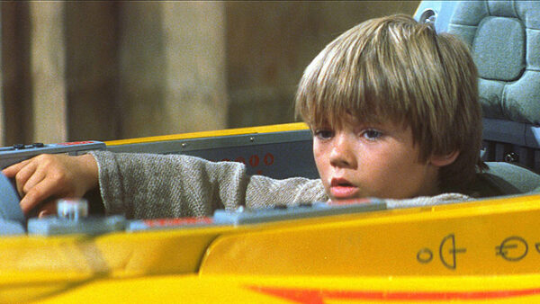 Jake Lloyd in star wars