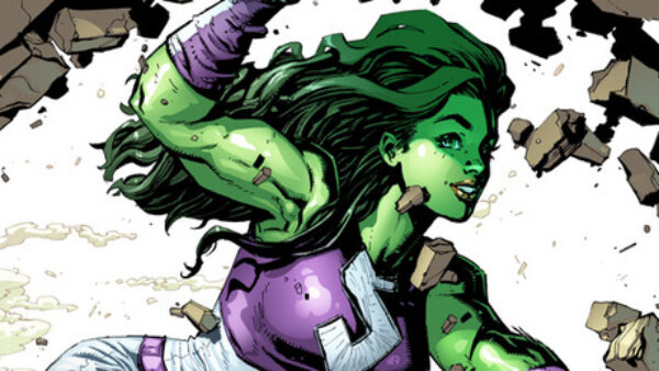 Jennifer Walters as She-Hulk