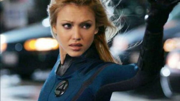 Jessica Alba as Susan Storm