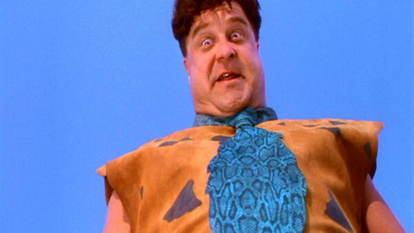 John Goodman as Fred Flintstone in The Flintstones