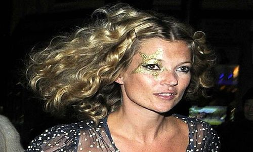 Kate Moss 35th birthday party