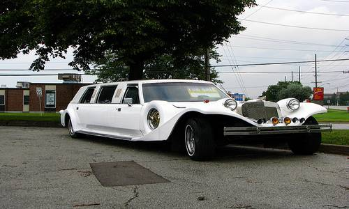 The Strangest Limousines of All Time
