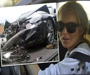 Image Result For Celebrity Automobile Accidents