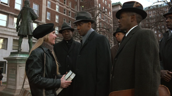 Malcolm X Movie