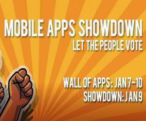 mobile apps showdown contenders for 2014